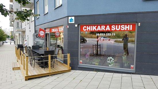 Sollentuna, Sverige: Chikara Sushi