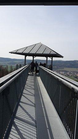 Krnov, Tsjechië: Rozhledna  Hraniční vrch