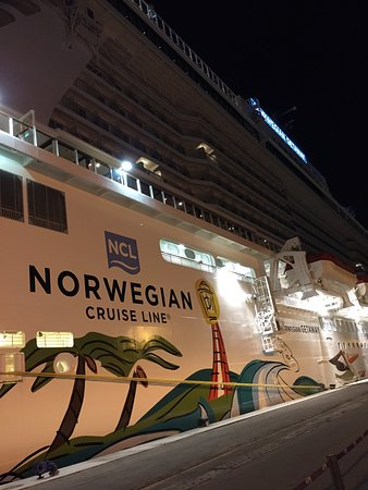 Norwegian Getaway Picture Of Cruise Amp Tours Center