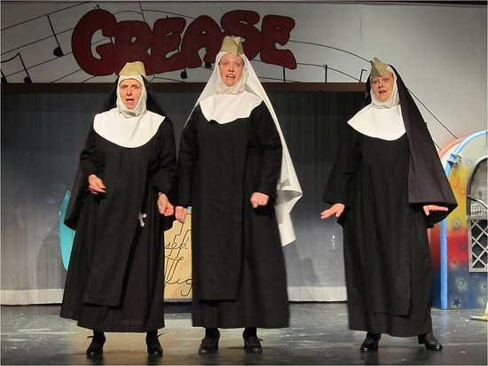 Elberton, GA: Nunsense Musical Performance - Sept. 2015