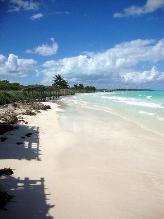 Play Larga Beach - gem beside this hotel