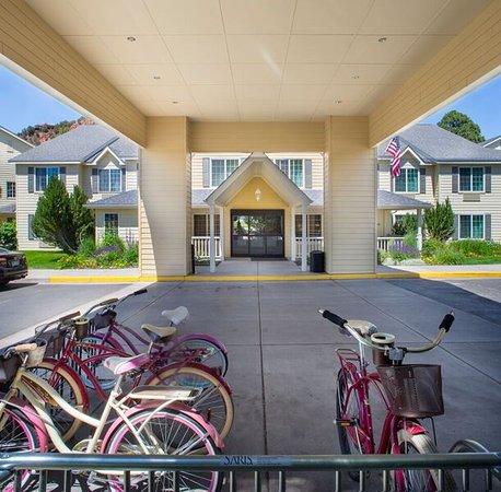 Comfort Inn & Suites Carbondale: Bikes Rental