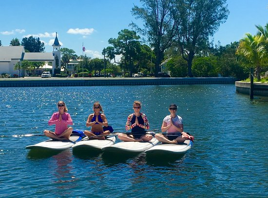 Salty Buddha Paddle & Yoga Co