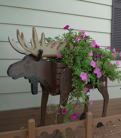 Floodwood, MN : Sweet Northland welcome