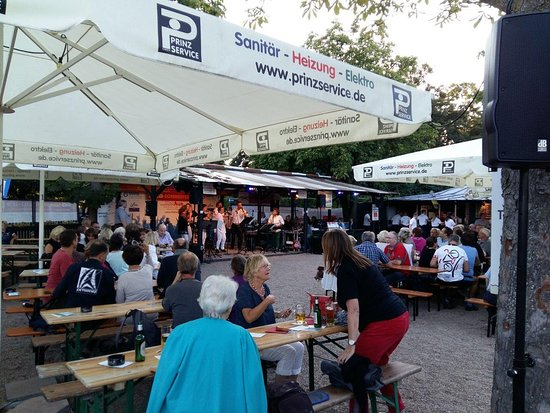 Live Music Ambiance Bild Von Parkrestaurant Rheinaue Bonn Tripadvisor
