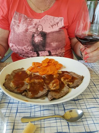 Roccaforte Mondovi, إيطاليا: cibo genuino