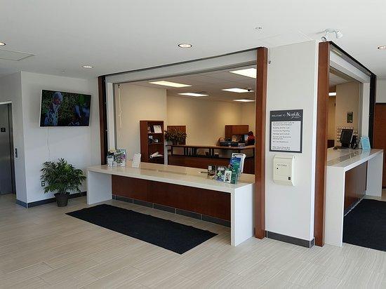 Simcoe, Canada: Service desk