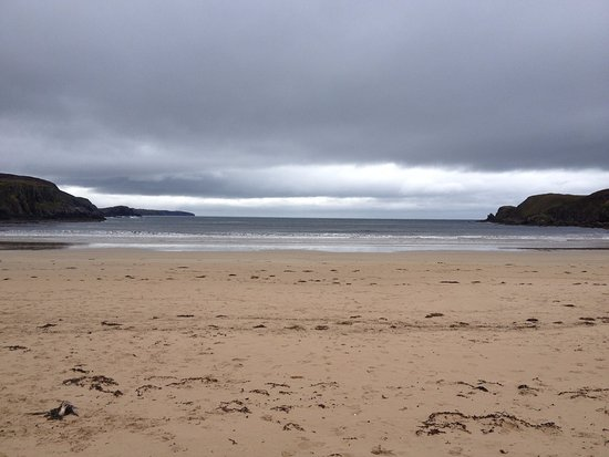 Bettyhill, UK: Beautiful Sandy Beach.