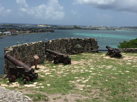 Marigot, Saint-Martin / Sint Maarten: Breathtaking view