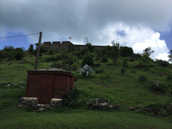 Marigot, Saint-Martin / Sint Maarten: Fort