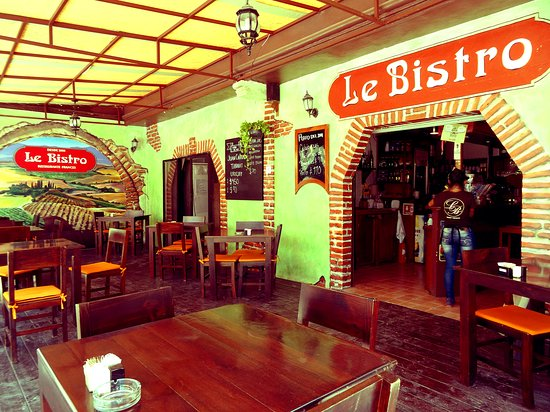Photo of French Restaurant Le Bistro at Calle Centauro, Tulum 77780, Mexico