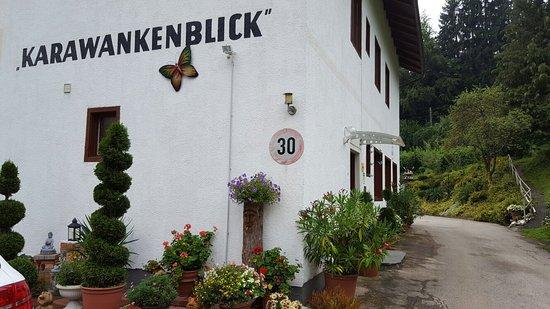 Techelsberg, Autriche : Gasthof-Pension Karawankenblick