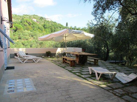 Cogorno, อิตาลี: relax