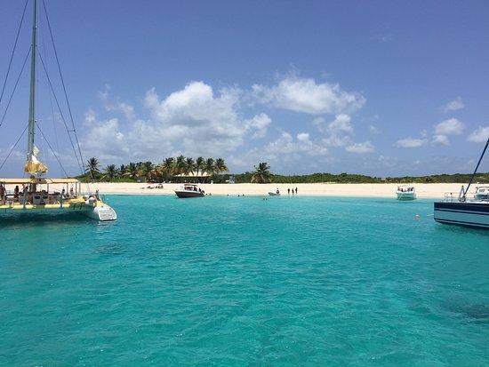 Marigot, St. Maarten: Beach