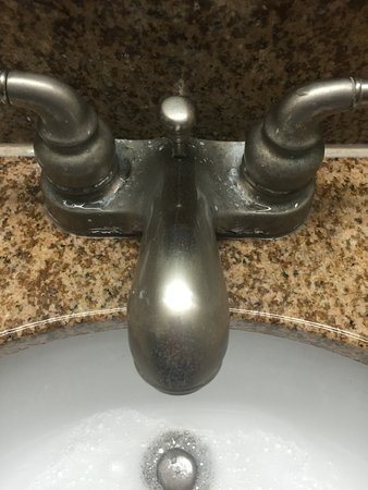 Ogallala, NE: This is the dirty faucet