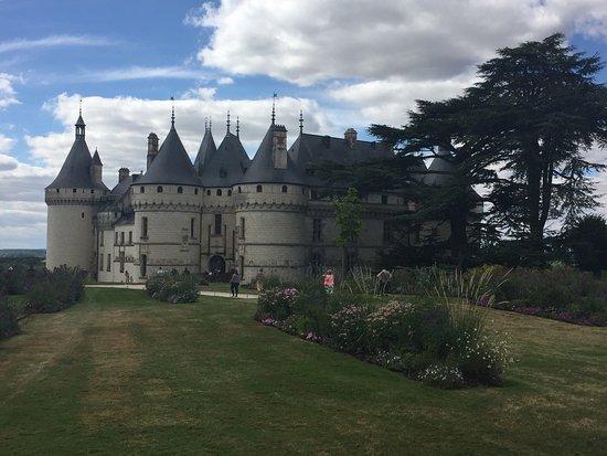 Region Centralny, Francja: Château de Chaumont