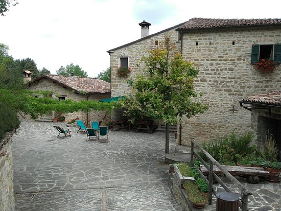Rocca San Casciano, Itália: 20160819_095621_large.jpg