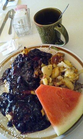 Hopland, Καλιφόρνια: Yummy comfort food