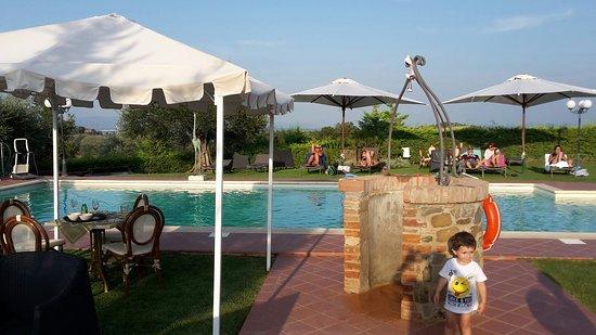 Torrita di Siena, Italy: Hotel Rotelle