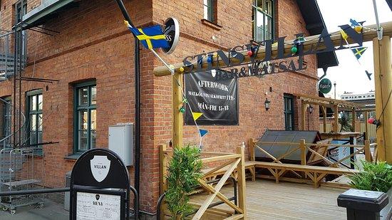 Sollentuna, Sverige: Stinsvillan