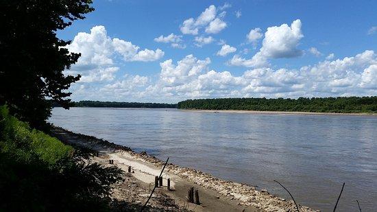 New Haven, Μιζούρι: River view