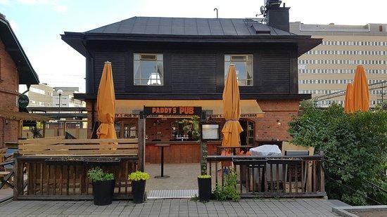 Sollentuna, Sverige: Paddys pub