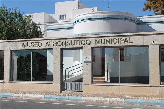 Los Alcázares, Espanha: Museo Aeronautico Municipal