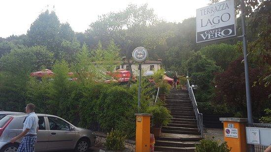 Terrazza al Lago - Picture of Terrazza al Lago, Arcugnano ...