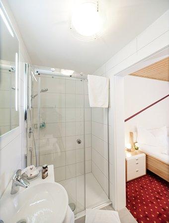 Hufingen, Niemcy: Dusche/WC