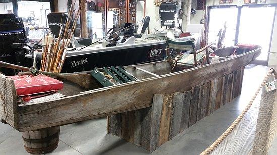 Lew's Ozarks Fishing Museum