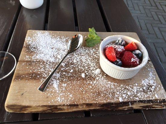 Viimsi, Estonia: крем-брюлле