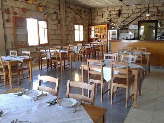Arafo, España: El interior del Restaurante