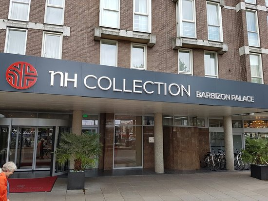 Nh Collection Amsterdam Barbizon Palace Picture Of Nh Collection
