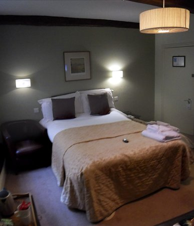 Room 7 at th KIng's Head Hotel, Ross-on-Wye