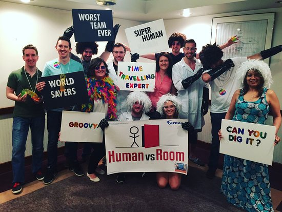 Human Vs Room Bethlehem 2020 All You Need To Know