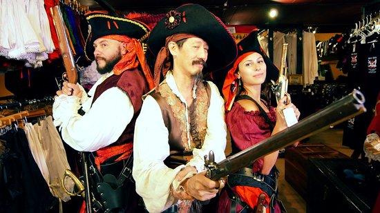 Pirate Fashions