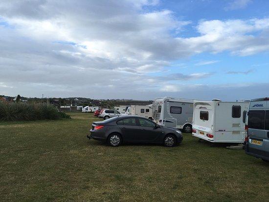 North Beach Caravan Park Rush County Dublin