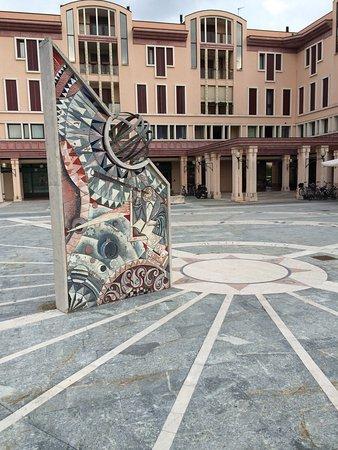 Piazza del Sole e della Pace di Abano Terme