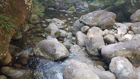 Poço das esmeraldas, Camping Clube do Brasil