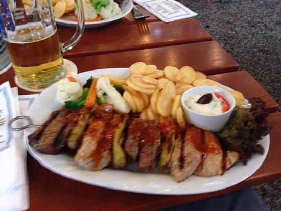 Laufenburg, Germany: Super lecker