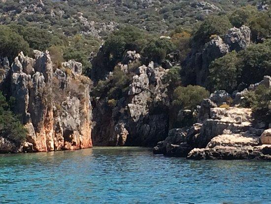 Simena with Bermuda - Bermuda Kaş Günlük Tekne Turları, Kaş Resmi - TripAdvisor