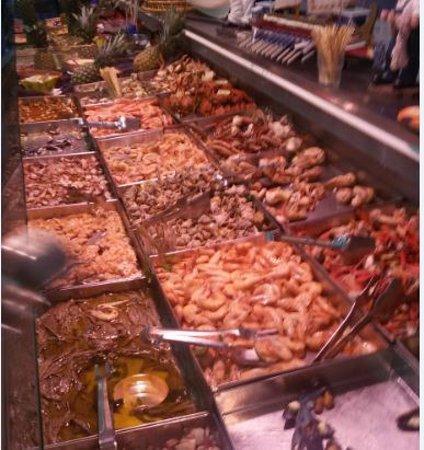 gran buffet de marisco la gaya