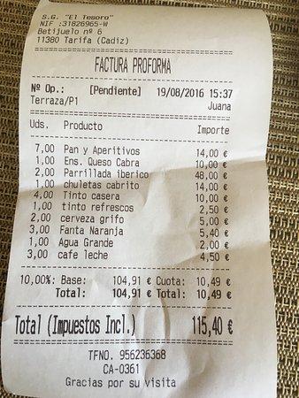 El Tesoro : photo0.jpg