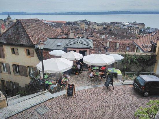 Cafe de la Collegiale : Un superbe endroit