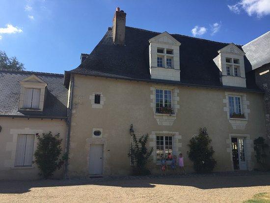 Truyes, Frankrijk: The beautiful Manoir...