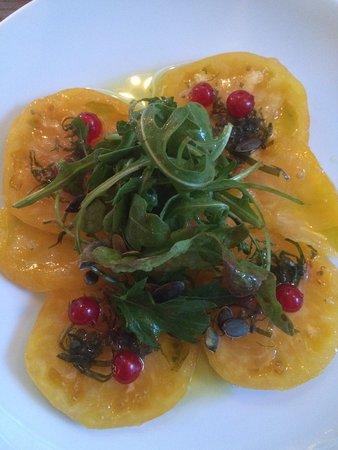 cuisine créative - picture of bistrot blanc bec restaurant, paris