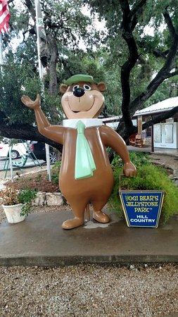 Canyon Lake, Техас: Yogi Bear's Jellystone Park Camp-Resort Hill Country