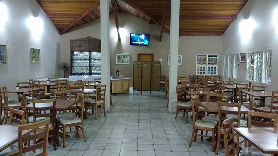 Jaguariuna, SP: Salão café da manhã