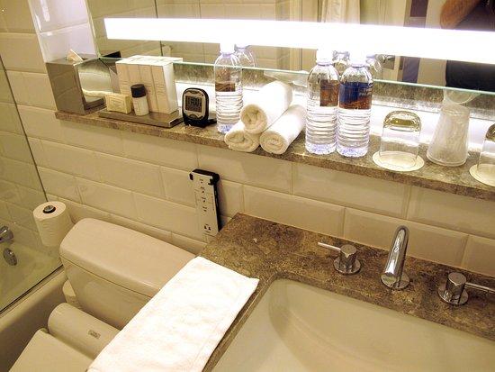 Bathroom Vanity Shelf Over Sink