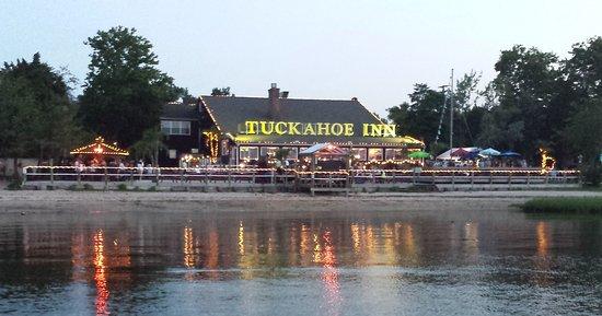 Marmora, NJ : Back Bay Cafe